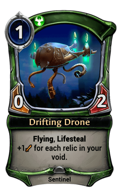 Card image for Drifting Drone