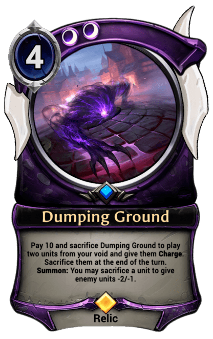 Card image for Dumping Ground