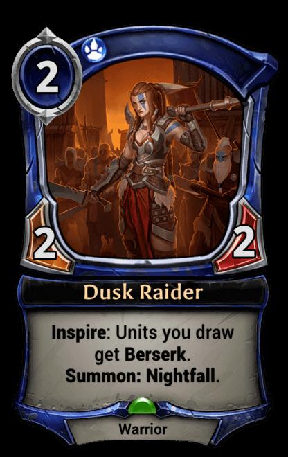 Card image for Dusk Raider