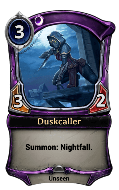Card image for Duskcaller