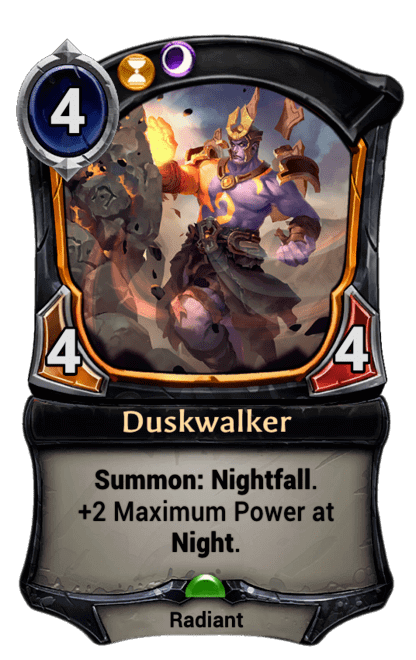 Card image for Duskwalker