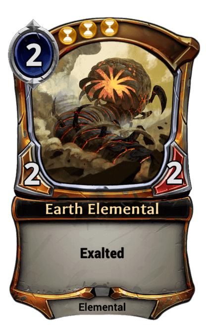 Card image for Earth Elemental