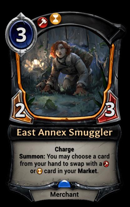 Card image for East Annex Smuggler