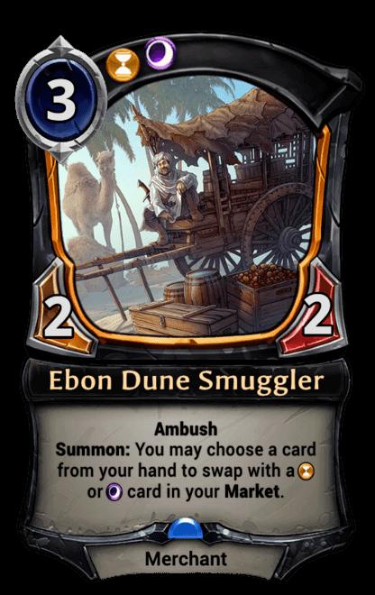 Card image for Ebon Dune Smuggler