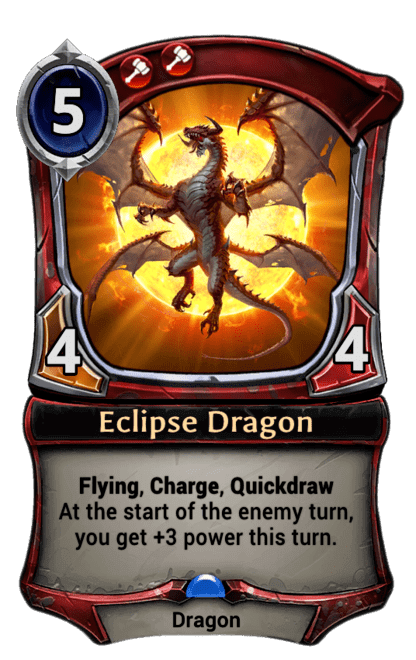 Card image for Eclipse Dragon