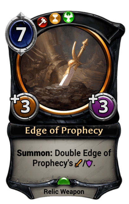 Card image for Edge of Prophecy