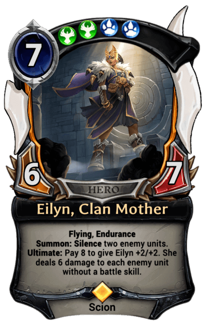Card image for Eilyn, Clan Mother