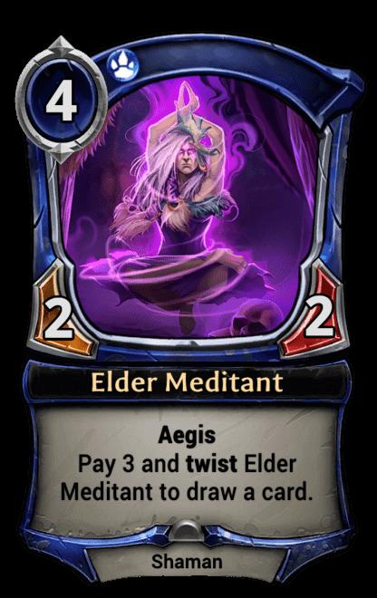 Card image for Elder Meditant