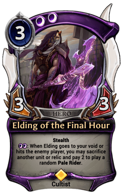 Card image for Elding of the Final Hour