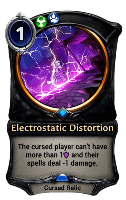 Card image for Electrostatic Distortion