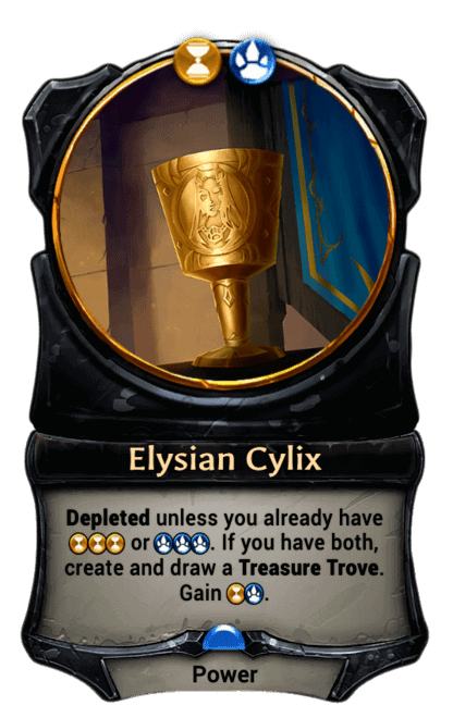 Card image for Elysian Cylix