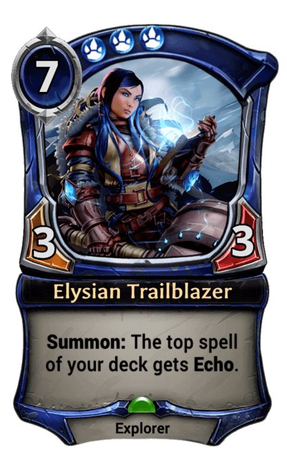 Card image for Elysian Trailblazer