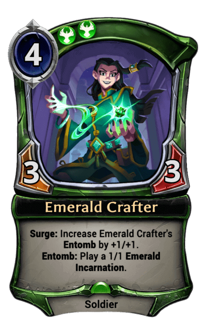 Card image for Emerald Crafter