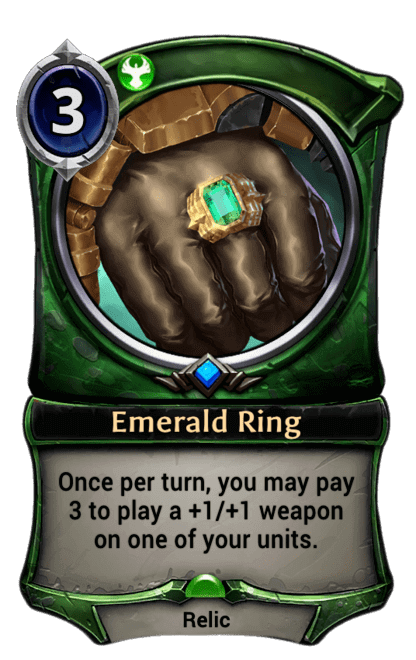 Card image for Emerald Ring
