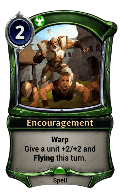 Card image for Encouragement