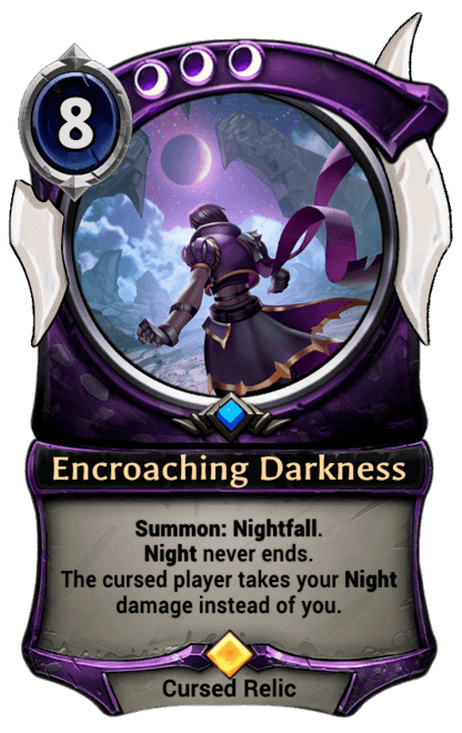 Card image for Encroaching Darkness