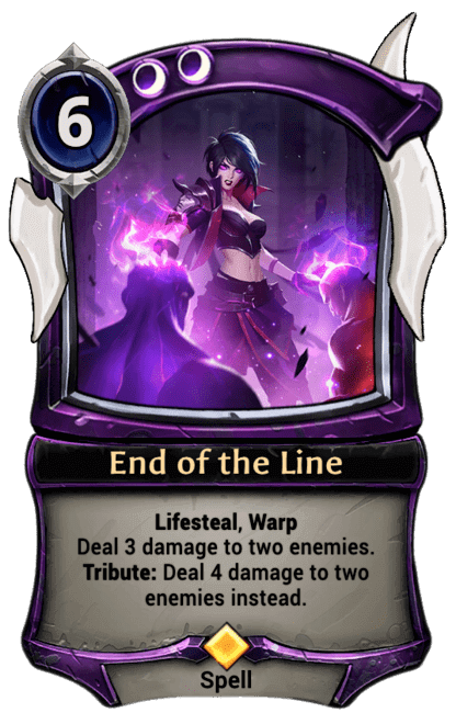 Card image for End of the Line