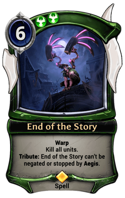 Card image for End of the Story