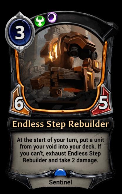 Card image for Endless Step Rebuilder