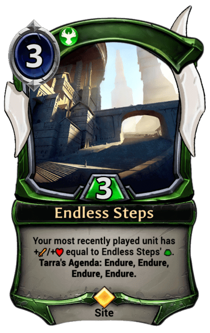 Card image for Endless Steps