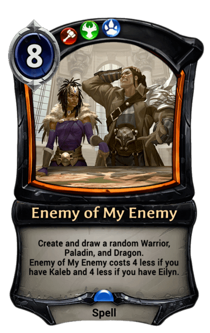 Card image for Enemy of My Enemy