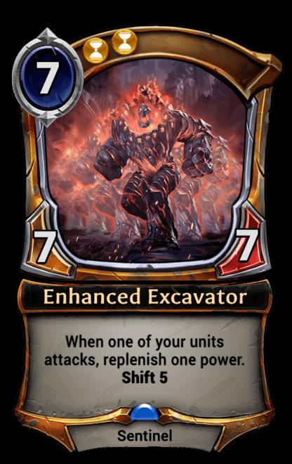 Card image for Enhanced Excavator