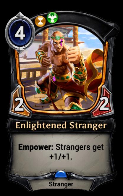 Card image for Enlightened Stranger