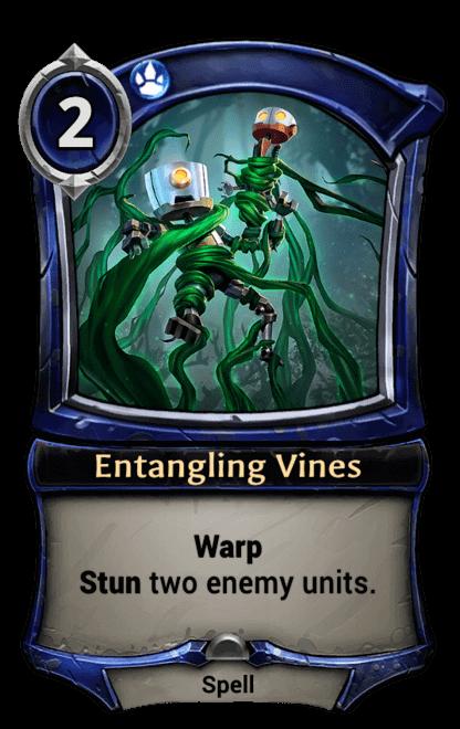 Card image for Entangling Vines