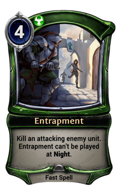Card image for Entrapment