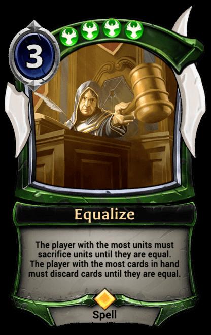Card image for Equalize