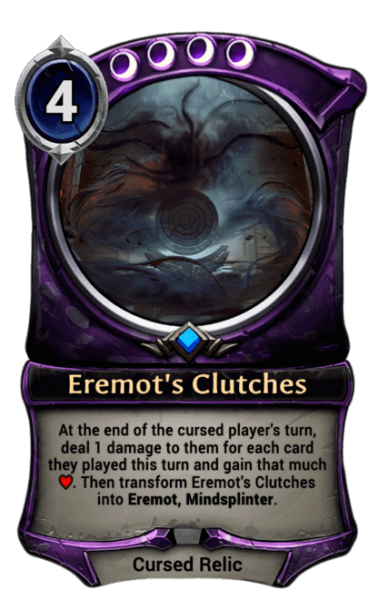 Card image for Eremot's Clutches