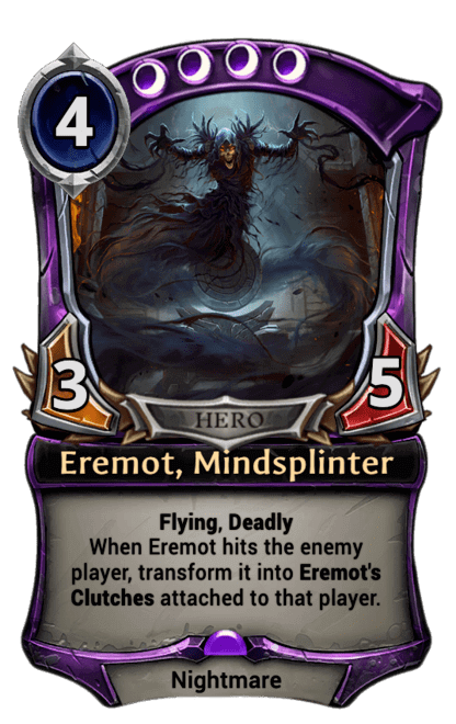 Card image for Eremot, Mindsplinter