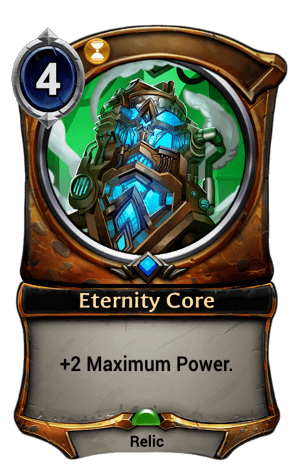 Card image for Eternity Core