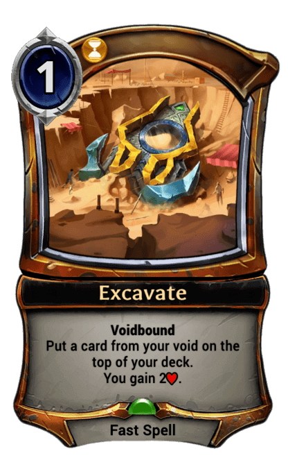 Card image for Excavate