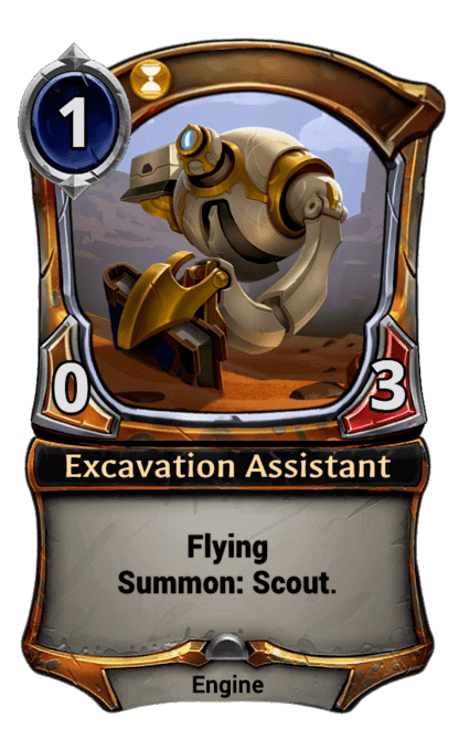 Card image for Excavation Assistant