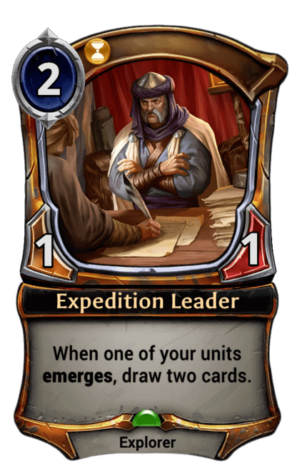Card image for Expedition Leader