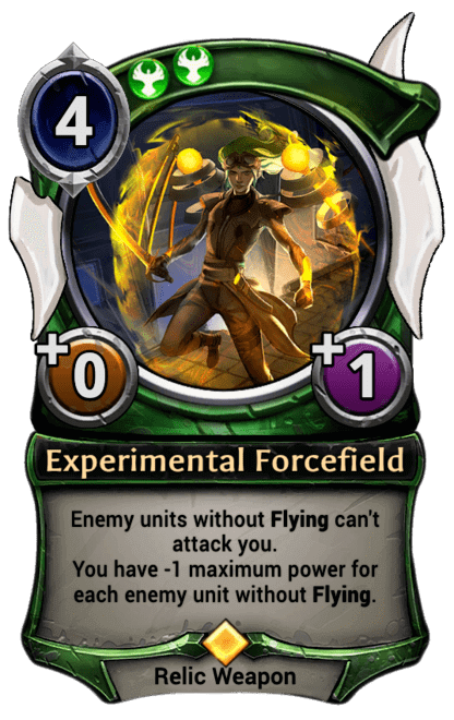 Card image for Experimental Forcefield
