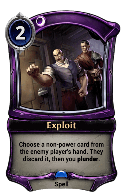 Card image for Exploit