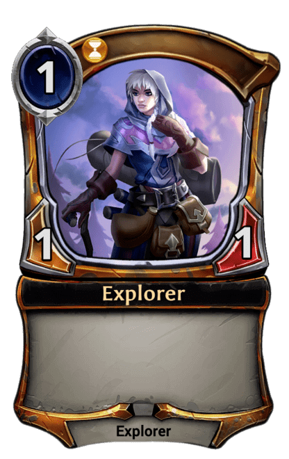 Card image for Explorer