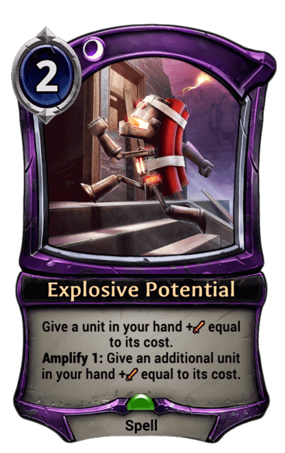 Card image for Explosive Potential