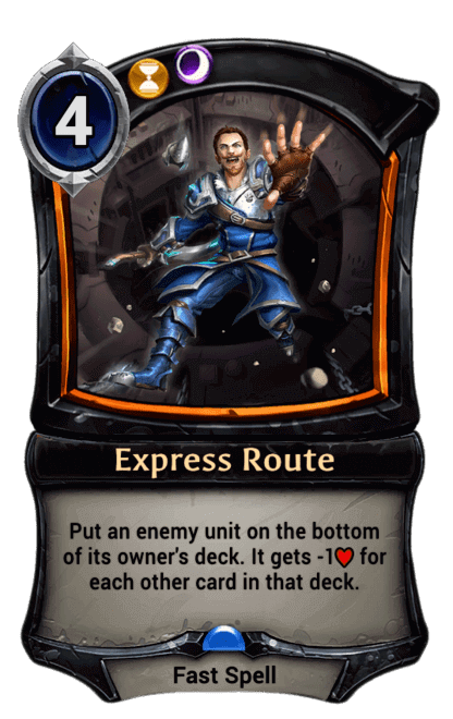 Card image for Express Route
