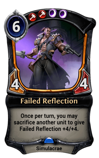Card image for Failed Reflection
