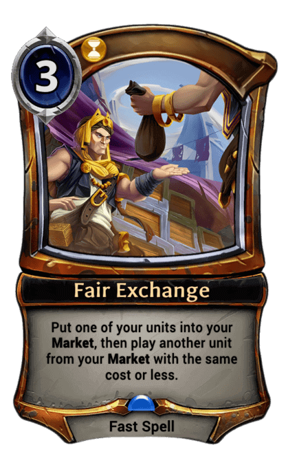 Card image for Fair Exchange