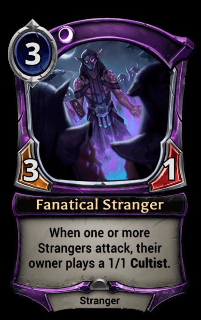Card image for Fanatical Stranger