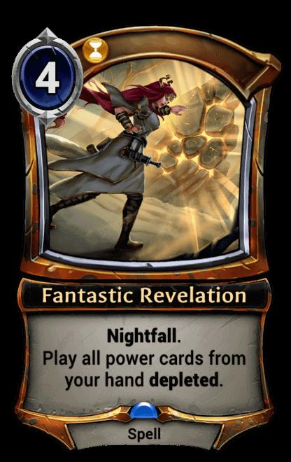 Card image for Fantastic Revelation