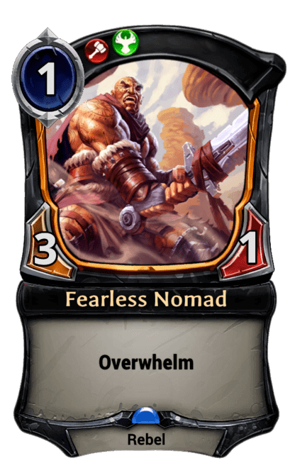 Card image for Fearless Nomad