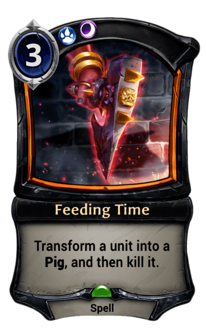 Card image for Feeding Time