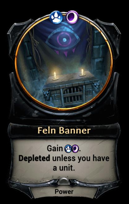 Card image for Feln Banner