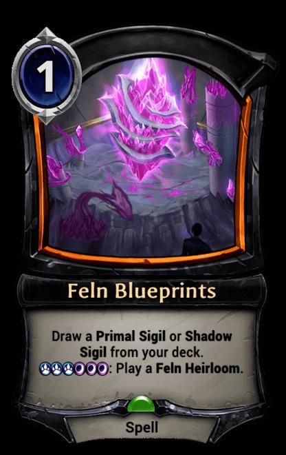 Card image for Feln Blueprints