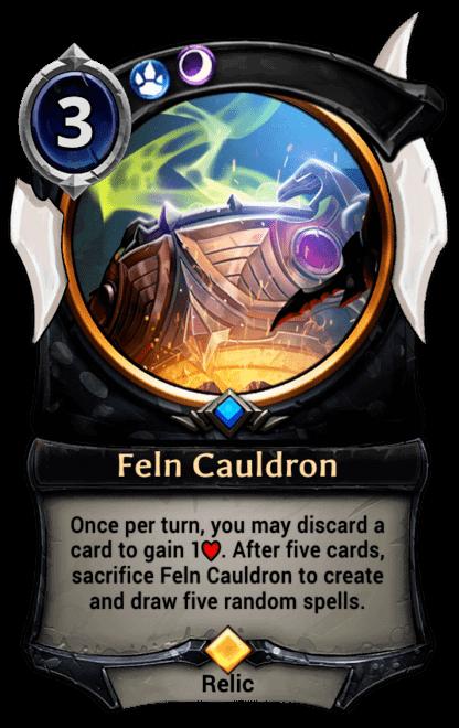 Card image for Feln Cauldron